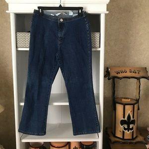Tommy Hilfiger Women Jeans Sz 8 Tall Stretch